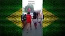 🔴 Manifestação da Turminha do LULA LIVRE pichando vários ÔNIBUS e tocando o terror nas ruas.