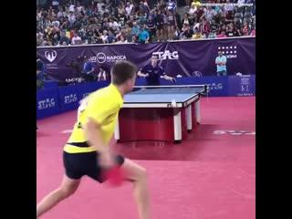 Слишком крутой теннис