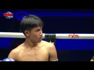 Max Muay Thai The Global Fight วันที่ 5 สิงหาคม 2563