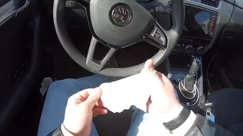 Как правильно дезинфицировать автомобиль перед поездкой