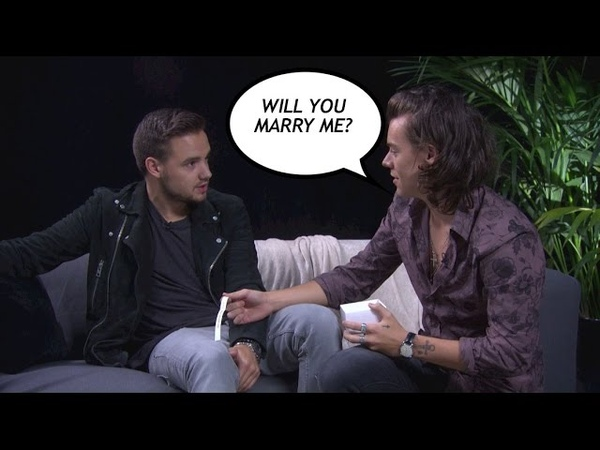 One Directions Harry Styles and Liam Payne play the Sugarscape Fourplay challenge