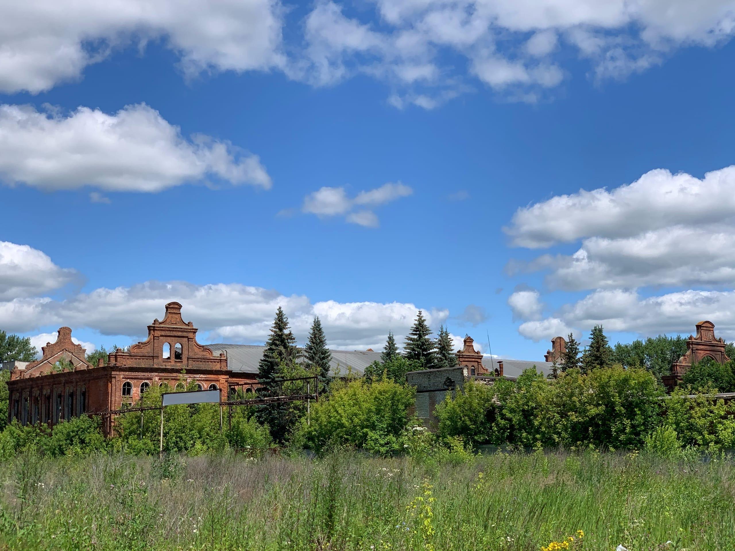 Территория бывшего Муромского машиностроительного завода имени Орджоникидзе - Фото