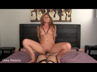 [clips4sale] Obey Melanie - Chastity Fuck Toy