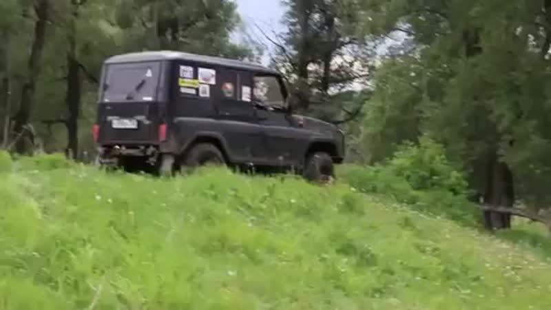 Джип-спринт в Тальменке 3
