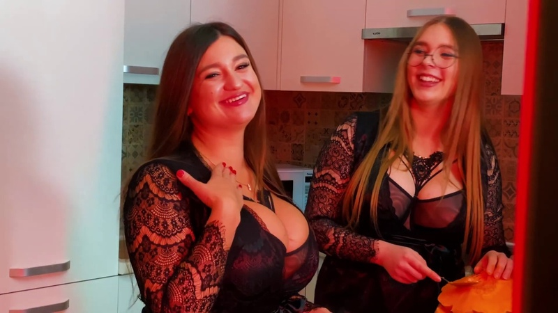 LUCY LAISTNER MY FIRST BUSTY INTERVIEW with english subtitters