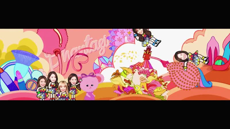 SNSD - VCR (Girls Generation 4th Tour Phantasia in Japan)