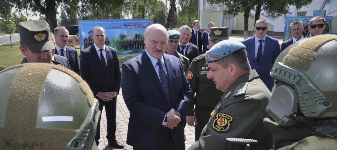 В Белоруссии завели дело о подготовке терактов после задержания россиян