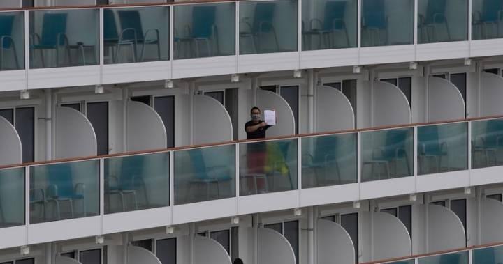 На круизном лайнере Diamond Princess зафиксировано 20 заболевших коронавирусом