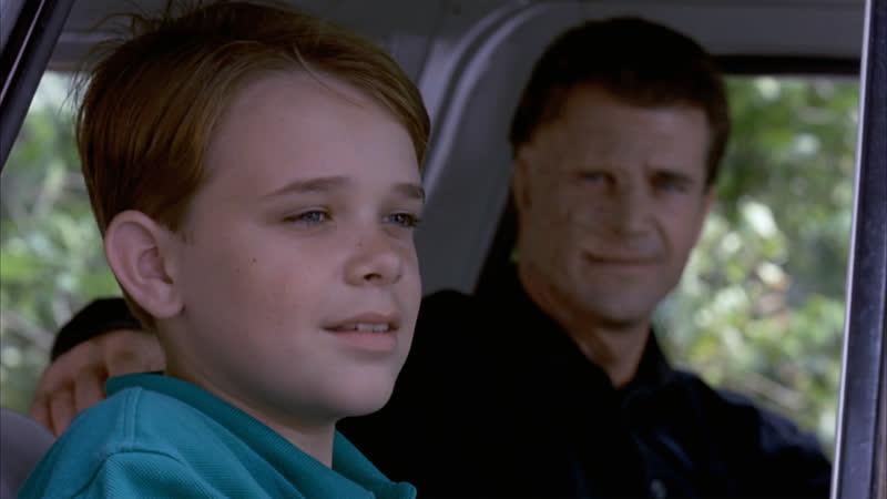 Человек без лица США 1993