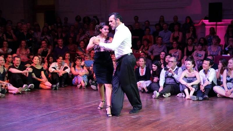 Tango Roxana Suarez y Anibal Lautaro 30 4 2017 Brussels Tango Festival Mixed couples 5 5