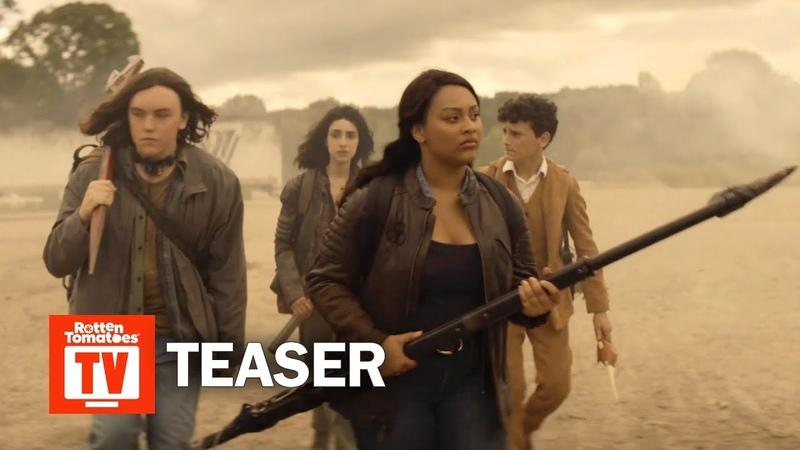 The Walking Dead World Beyond Season 1 Teaser 'Generations' Rotten Tomatoes TV