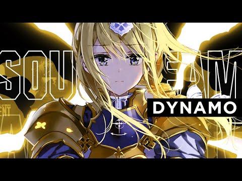 AMV S.V.M.M. Sword Art Online: Alicization Dynamo