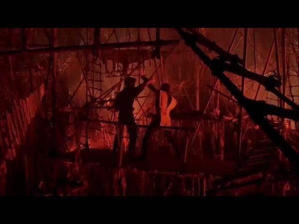 Джонни Кейдж против Скорпиона (ЧАСТЬ 2). Смертельная Битва (1995)