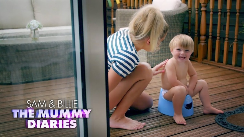 Arthur Doesnt Want to Get Potty Trained | The Mummy Diaries