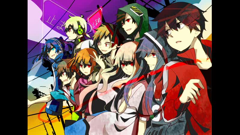 Kagerou Project AMV Impossible (Shontelle Cover) I Am King