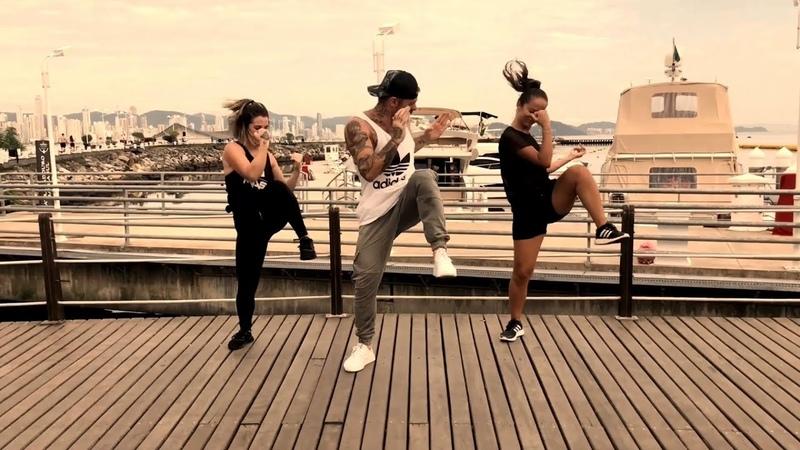 Afishal - FAST Warm-Up | Marlon Alves Dance MAs