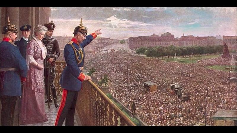 Kaiser Wilhelm warnt vor Untergang Deutschlands