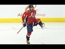 Овечкин 17 й в истории НХЛ по забитым голам Реакция в США