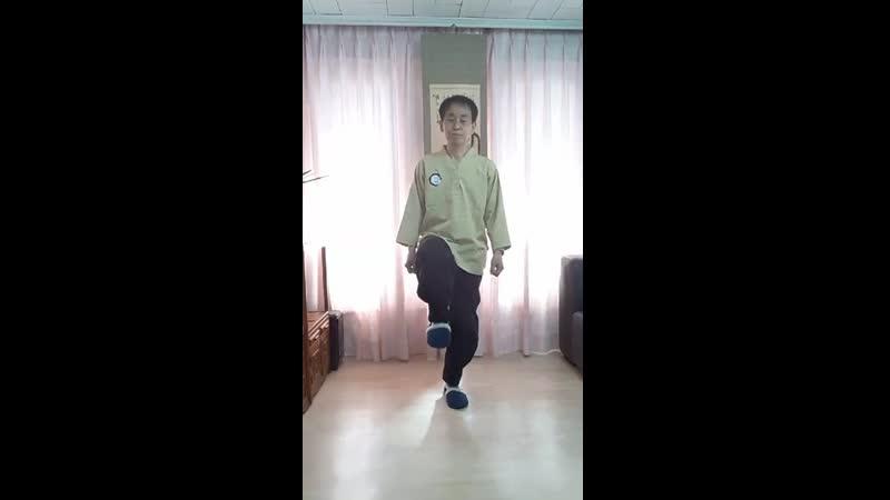Han Jung Doo Гранд мастер ГХФ Хапкидо основатель движения Хапки Дзен