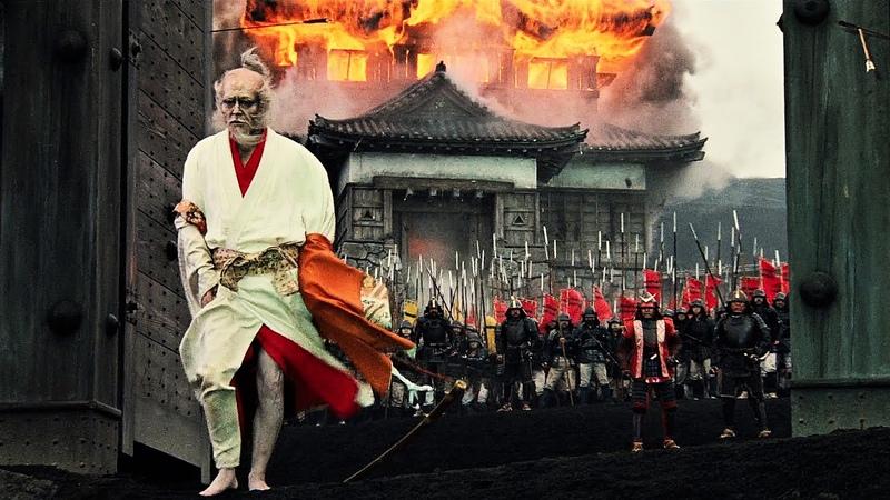 Akira Kurosawa RAN Hell's Picture Scroll 4K