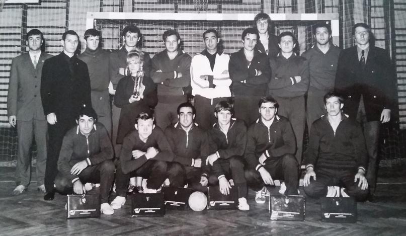 1973 год. Студенческая сборная СССР