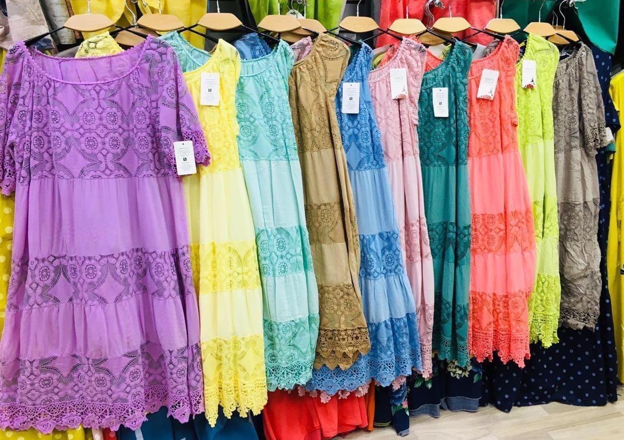 Итальянские Платья На Садоводе