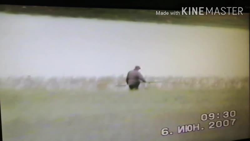 Озеро Большое лебяжье Уфа 2007г