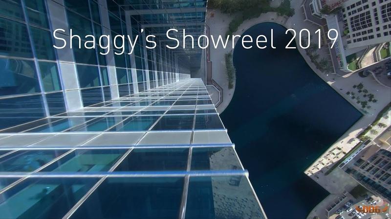 Shaggy's Showreel 2019 Dutch Drone Gods