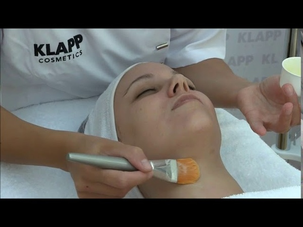 C PURE Face Infusion Treatment by KLAPP Cosmetics
