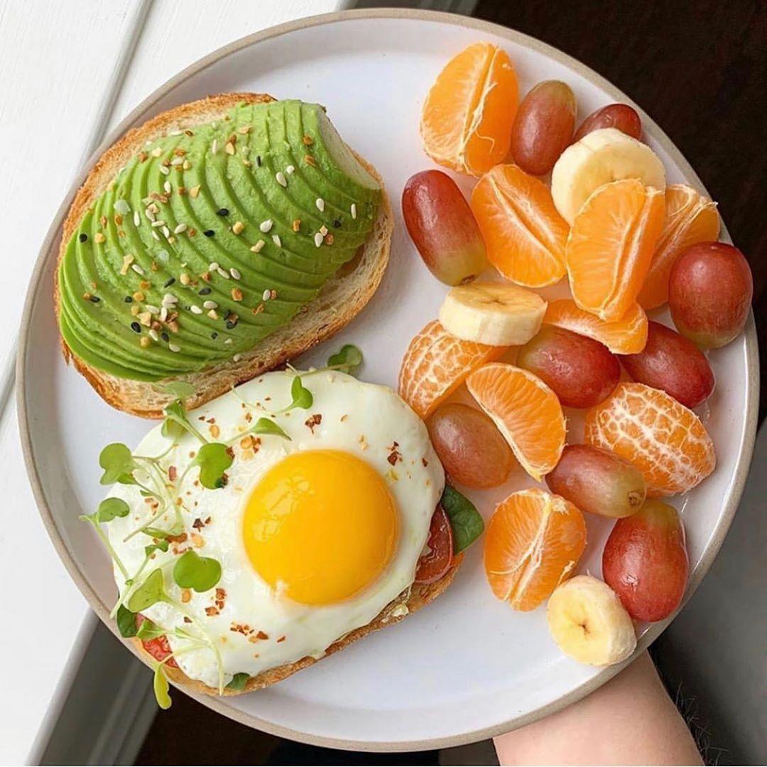 Варианты правильных завтраков, берите на заметку