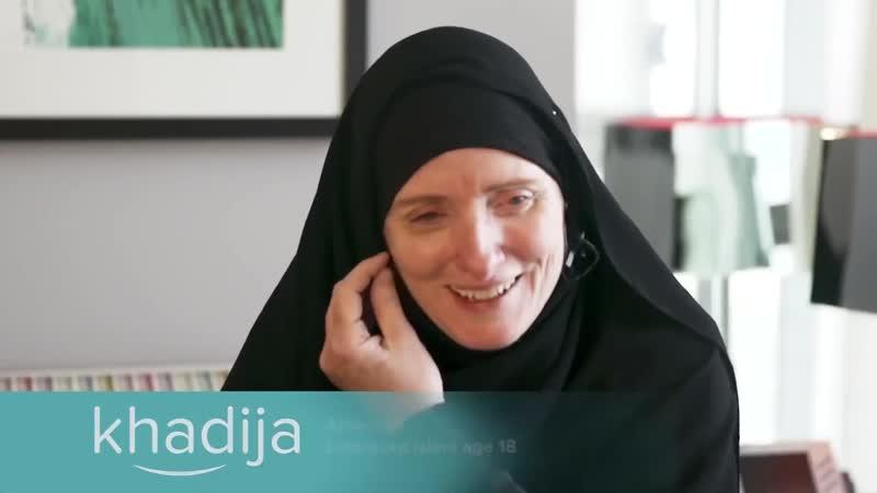 Американская католичка приняла Ислам! (Приняв Ислам я обрела новую семью и я люблю слушать Коран)