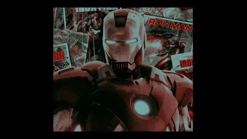 Iron man tony stark marvel vine