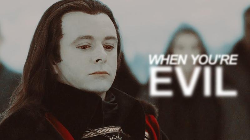 When you're evil ▪ Aro Volturi