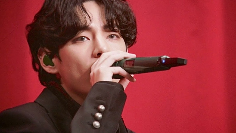 BTS 방탄소년단 Your Eyes Tell Performance Video