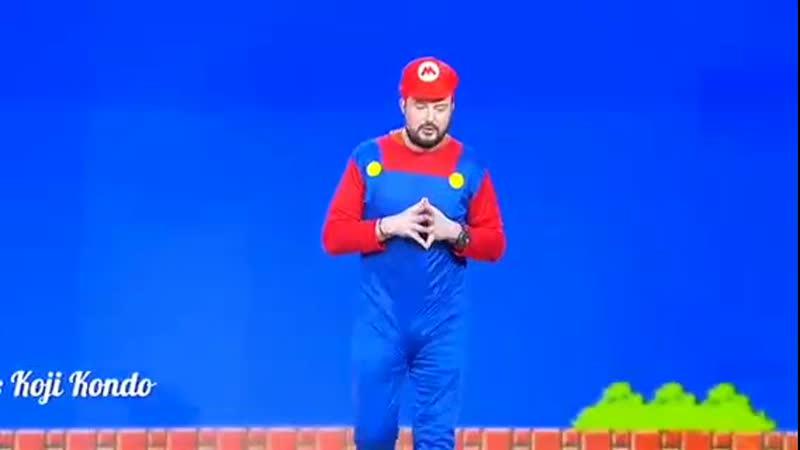 Сложный Марио