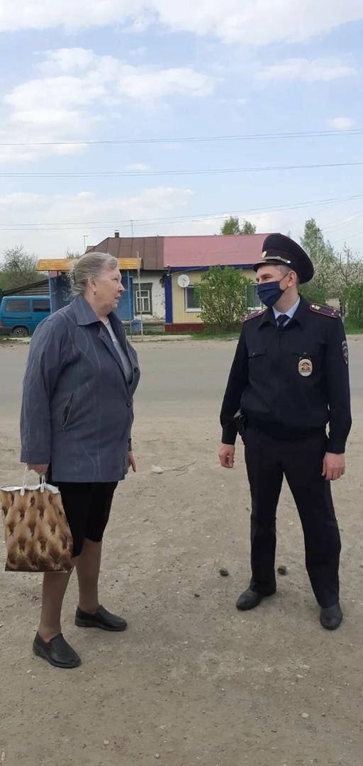 В Петровске полицейские провели рейд по выявлению нарушителей режима самоизоляции