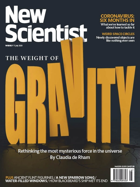 New Scientist International Edition - 07.11.2020