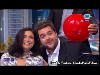Ana María Orozco Hablando de Simona y de Betty, la fea NET 23/03/2018