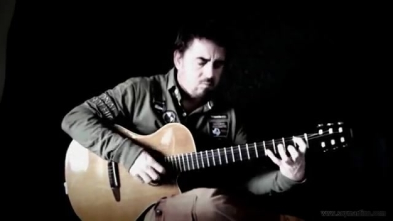 DESERT ROSE (by Sting) - a simplified variation for one guitar by soYmartino
