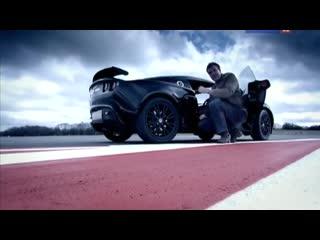 Top Gear - 4 сезон 1 серия - Джереми удирает от военного вертолета