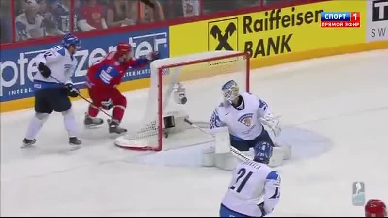 1/2-Final RUSSIA - FINLAND 6:2 █ Goals IIHF WC 2012 ЧМ голы Россия Финляндия