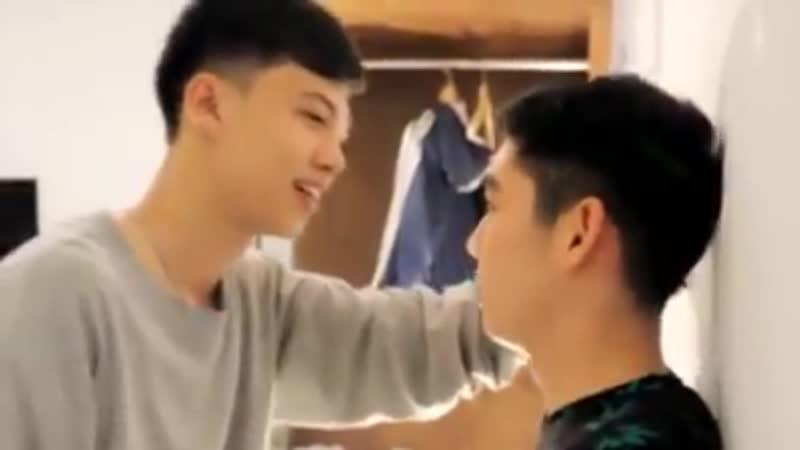 Thai BL Close friend 3 parts Short movie