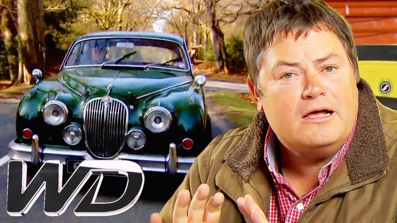 Can Mike Find A Jaguar MK2 For Under £10K Wheeler Dealers
