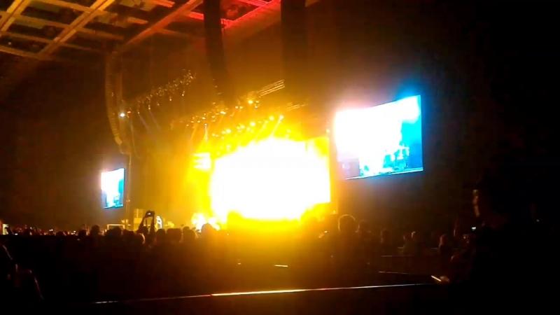 С концерта Deep Perple в Москве 30 05 2018г