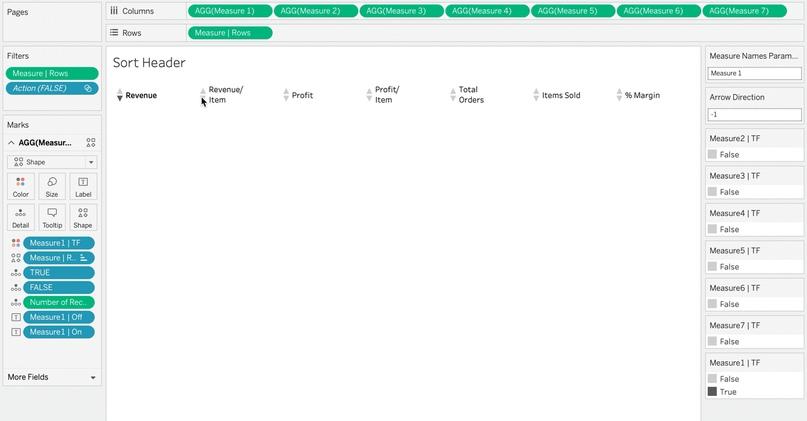 Все о табличных отчетах в Tableau. Часть 5, изображение №5
