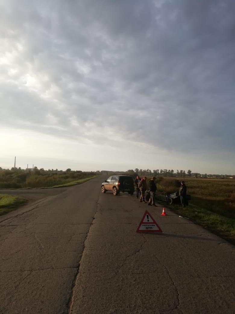 16 ДТП произошло в Куйбышевском районе с 25 по 31 августа,