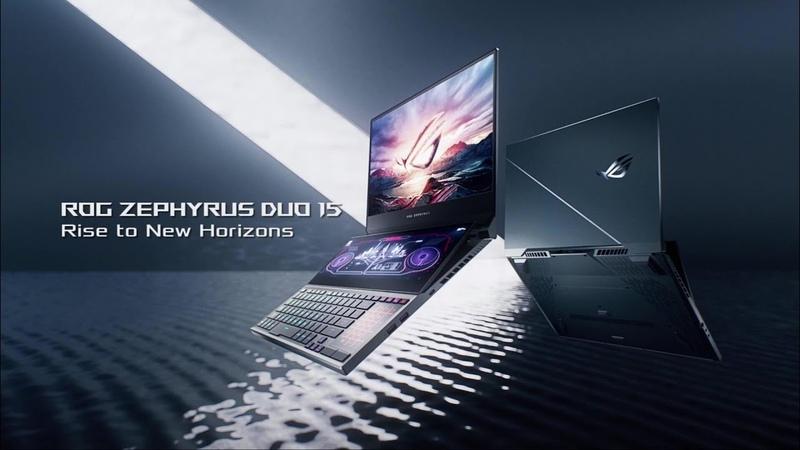 Rise to New Horizons - ROG Zephyrus Duo 15 | ROG