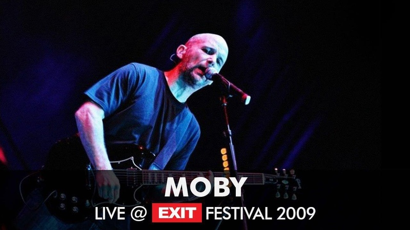 EXIT 2009 Moby Live @ Main Stage FULL PERFORMANCE
