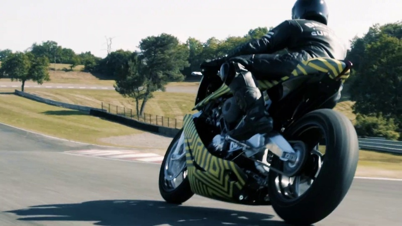AMB 001 by Aston Martin and Brough Superior begins Dynamic Testing