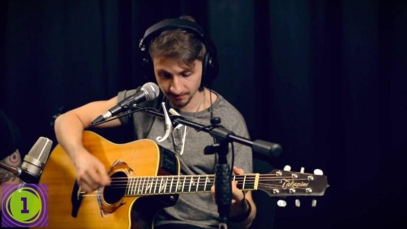 Группа НЕРВЫ - КОФЕ МОЙ ДРУГ - концерт в Своей студии на Радио 1